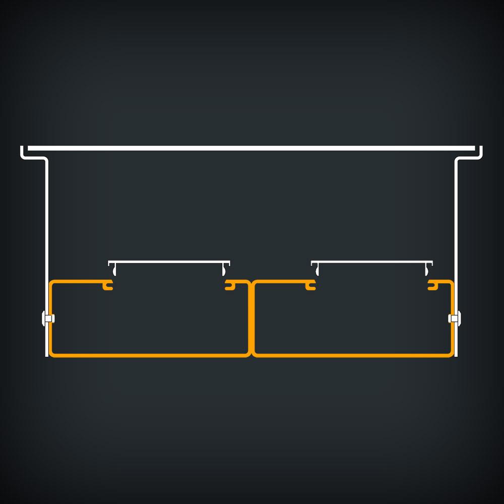 Floor Trunking   Fibre Optic & Copper Cable Management